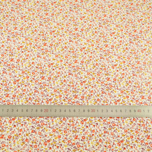 Classical Flowers Design 100% Cotton Fabric Sewing Tissue Textiles Tilda Doll Cloth Patchwork Scrapbooking Beginner's Practice