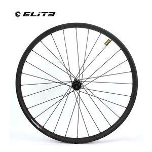 Image 2 - DT Swiss 350 Series 29er Carbon MTB Wheel Light Weight China Carbon Rim 370g Only For XC AM Mountain Bike Wheelset Sapim Spoke
