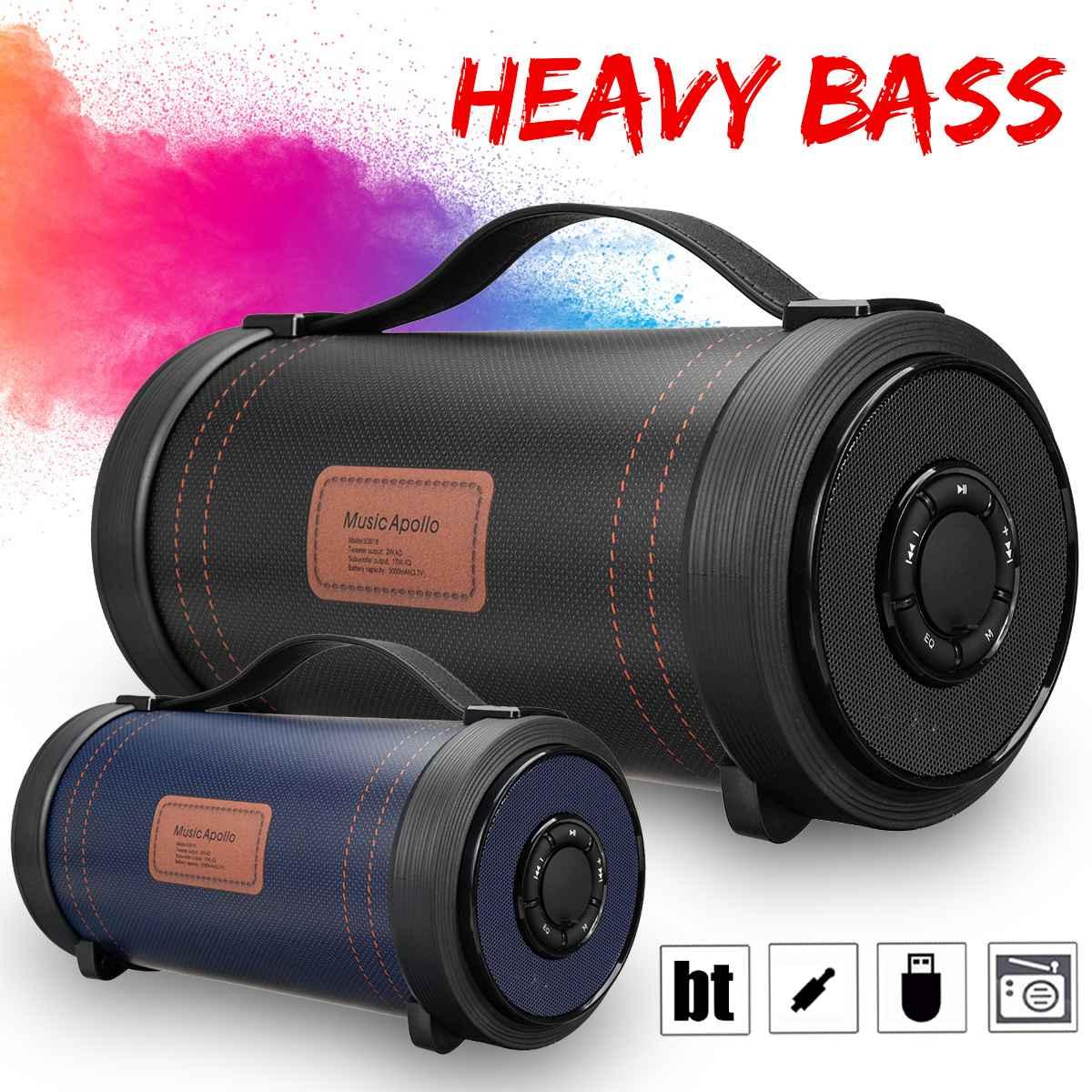 20W Wireless bluetooth Speaker Portable Outdoor Cylinder Speaker High Power Subwoofer Bass Music Sound Loudspeaker Stereo20W Wireless bluetooth Speaker Portable Outdoor Cylinder Speaker High Power Subwoofer Bass Music Sound Loudspeaker Stereo