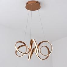Modern LED Pendant Light Kitchen Dining room bed hanging lights Lamp lamparas de techo colgante moderna nordic lamp