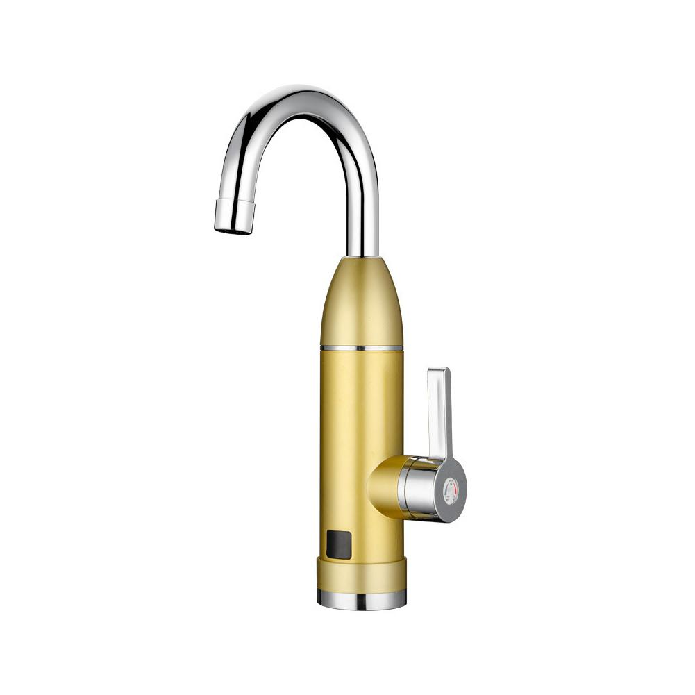 Adoolla Fast Water Heater Tap Kitchen Faucet Instantaneous Temperature Screen Instant Heaters Water Tankless Heating
