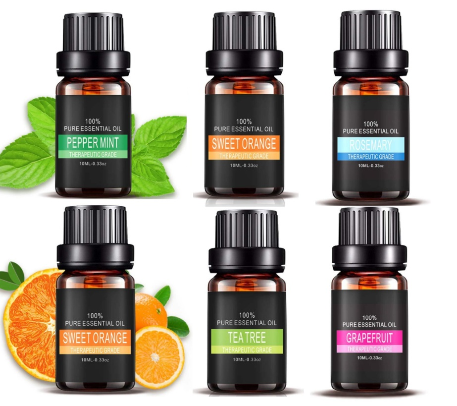Pure Plant Essential Oil For Aromatic Aromatherapy