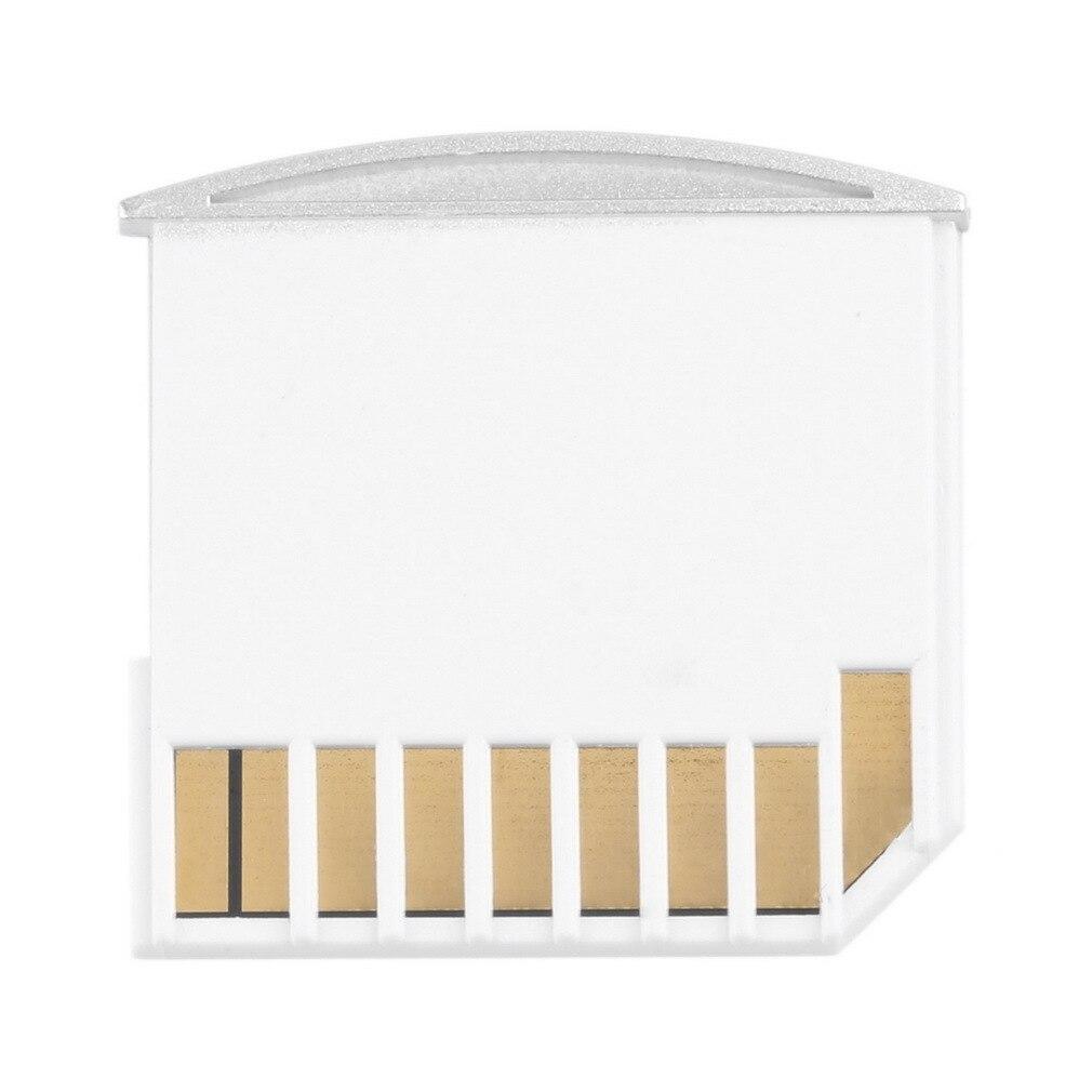 1 Pcs Hot Micro Voor Sd Adapter Tf Geheugen Om Korte Voor Sd Adapter Voor Macbook Pro Air Drop Verzending Haren Voorkomen Tegen Grijzing En Nuttig Om Teint Te Behouden