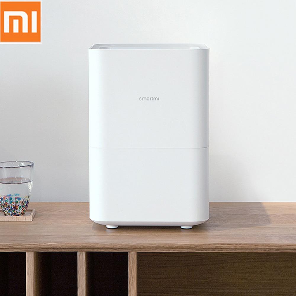 Originale Xiaomi Smartmi Puro di Aria Evaporativo Umidificatore con 4L Capacità del Serbatoio di Acqua Automatico Evaporazione Mist Maker Per La Casa Ufficio