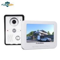 Front Door Video Intercom 7 inch Wired TFT LCD Display Video Doorbell Interphone Home Security System Gate Dzwonek Do Drzwi