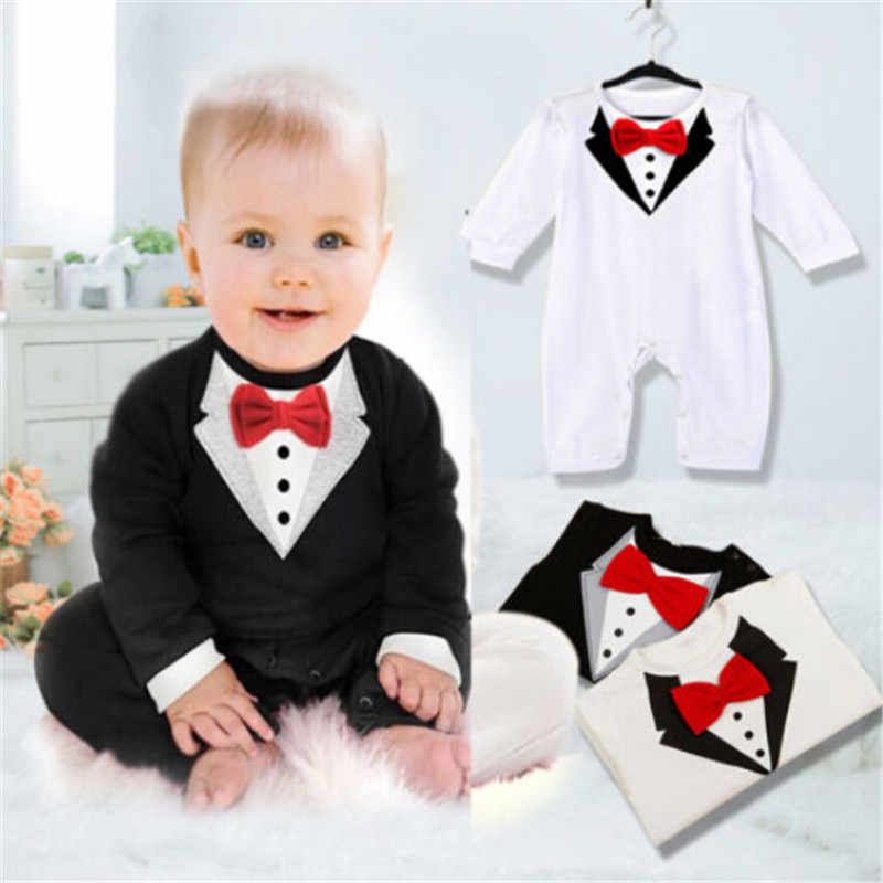 1639b7486 Detail Feedback Questions about 2019 Baby Boy Romper Infant Toddle ...