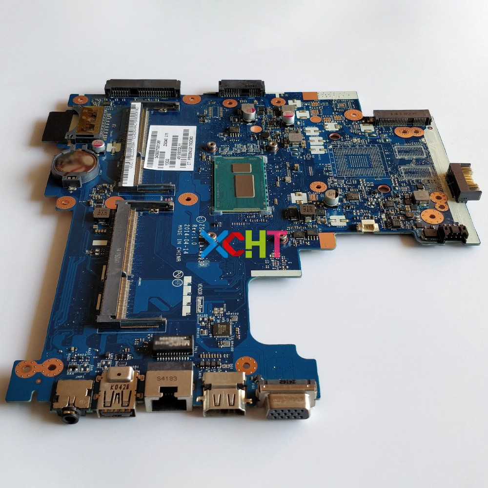 755835 001 755835 501 755835 601 ZSO40 LA A993P UMA W I5 4210U CPU For HP 14 R Series 240 G3 NOTEBOOK PC Motherboard Tested