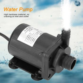 Mini DC Brushless Water Pump for Solar Water Heater 24V DC Water Pump Submersible Pump High Quality submersible vibratory pump kraton swp mini 16