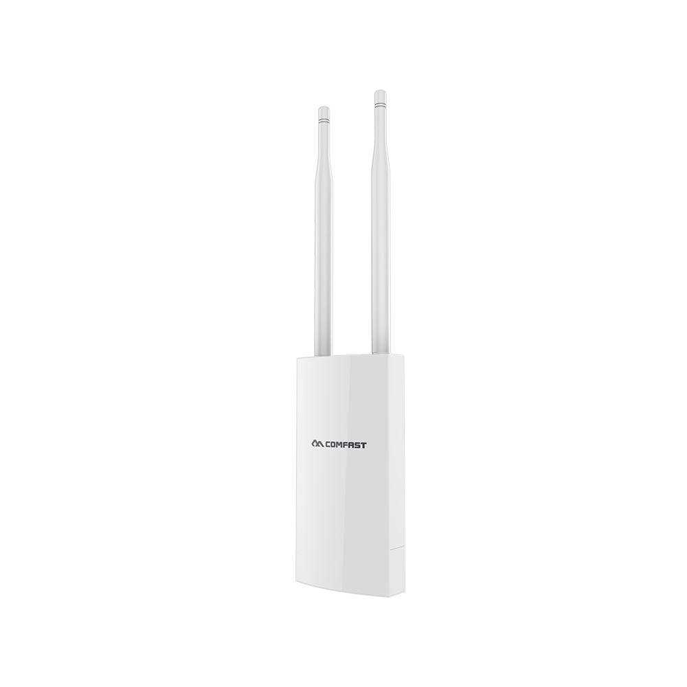 Routeur sans fil COMFAST CF-EW71 haute puissance WiFi AP couverture omnidirectionnelle routeur extérieur 300 Mbps
