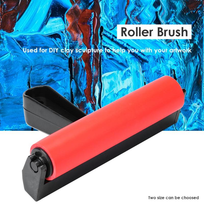5D Diamond Painting Tool Roller Brush Rubber Roller Brush DIY Diamond Painting Brushing Craft Art Drawing Tools For DIY Diamond
