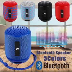 Image 5 - Портативный динамик беспроводной Bluetooth плеер стерео Hd звук бас Музыка окружающие устройства с микрофоном громкой связи