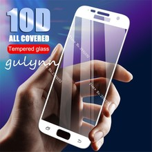 Tempered Glass for Samsung Galaxy A 20 30 40 50 60 70 80 90 2019 New 10D Protective J 2 4 6 Plus Core Screen Protector