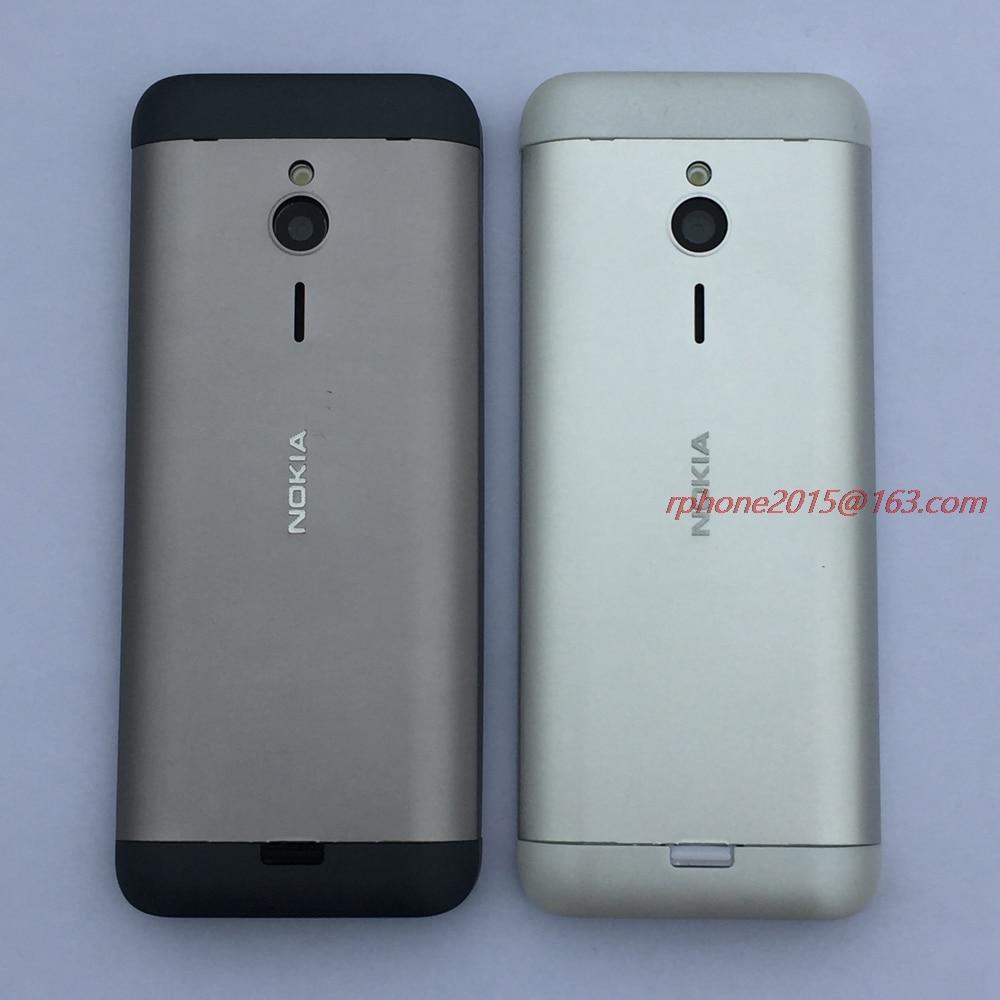 US $47 33 |230 Original Unlocked NOKIA 230 Dual Sim Version Phone GSM Good  Quality Refurbished Mobile Phone& Hebrew Arabic Russian keyboard-in Mobile