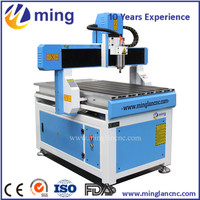 Widely used hot sale 6090 3axis cnc engraving machine small cnc router 6090 with NCStudio control