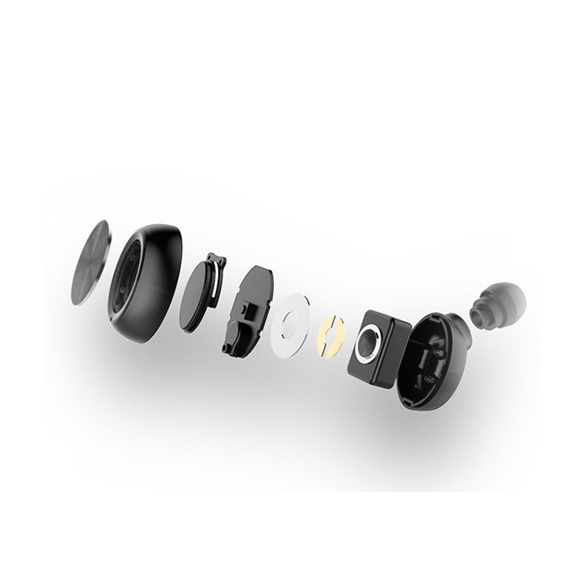 Moniko 08 TWS Noise Reduction Waterproof Wireless Bluetooth Stereo Earphone Headphones Charging Box for Xiaomi iphone Headset in Bluetooth Earphones Headphones from Consumer Electronics