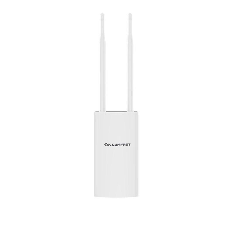 Comfast Cf-Ew72 double bande 5 Ghz haute puissance extérieure Ap 1200 Mbps 360 degrés couverture omnidirectionnelle Point d'accès Base Wifi
