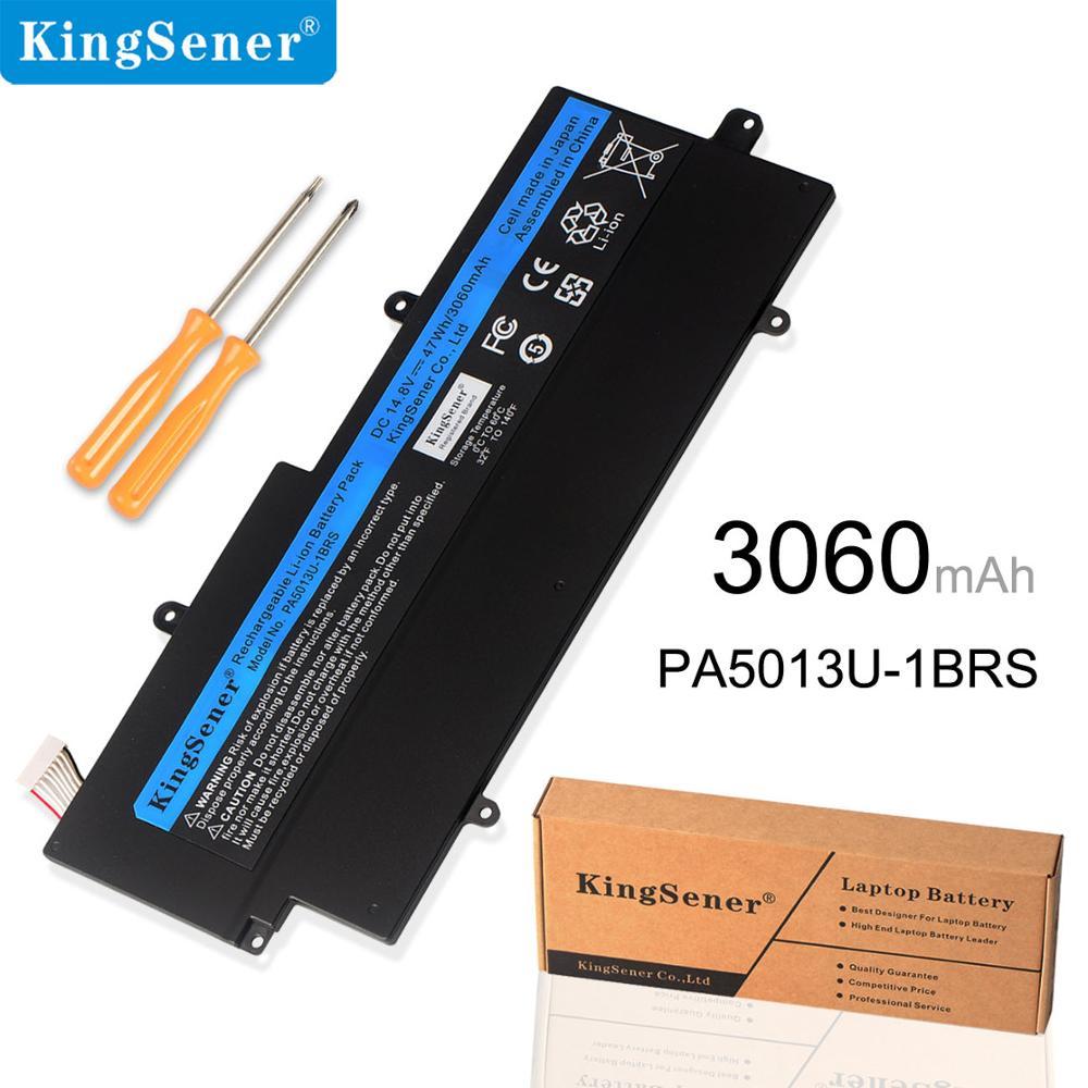 Kingsener PA5013U-1BRS Batterie pour Toshiba Portege Z835 Z830 Z930 Z935 Ultrabook PA5013 PA5013U 14.8 V 3060 mAh Avec Outil Gratuit