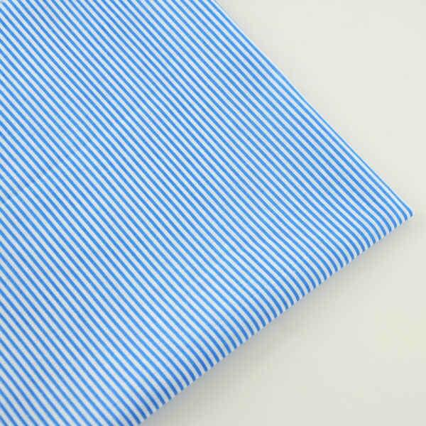 서적 100% 코튼 일반 패브릭 파란색과 흰색 인쇄 스트립 인형의 diy 패치 워크 드레스 tilda 인형 미터 지방 쿼터 cm