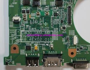 Image 4 - Genuine 63CX9 063CX9 CN 063CX9 48.4EX02.011 Laptop Motherboard Mainboard for Dell Vostro 3300 V3300 Notebook PC