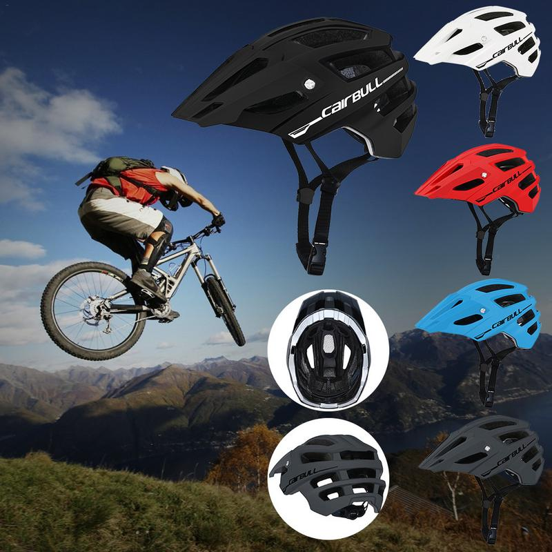 ALLTRACK MTB Bicycle Helmet All-terrai Cycling Bike Sports Safety Road Bike Helmet Off-road Super Mountain Bike Cycling Helmet