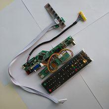ТВ HDMI ТВ 56 AV VGA Аудио USB ЖК-дисплей светодиодный плате контроллера комплект карточка Ручная работа для LP154WX4 (TL) (D2)/TLD4 1280X800 15,4 «Экран