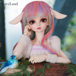 BJD Dolls Fairyland Minifee traje completo msd luts Fairyline 1/4 modelo niñas niños ojos juguetes resina conejo amigos sorpresa