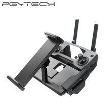 PGYTECH 2019 חדש DJI Mavic 2 פרו/זום Tablet Pad מחזיק Mavic אוויר/Pro/ניצוץ שלט רחוק צג סוגר הר עבור iPad טלפון