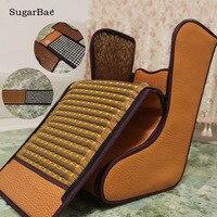 Health Negative Ion Sphere Massager Foot Pain Relief Barrel Jade Mattress Body Massager For Sale