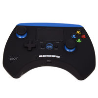 Ipega Wireless Bluetooth Game Controller+Touch Pad For IOS Android PC TV Phone iPhone 5S 5C 6 LG Nexus 4 5 6 Samsung HTC LG IP