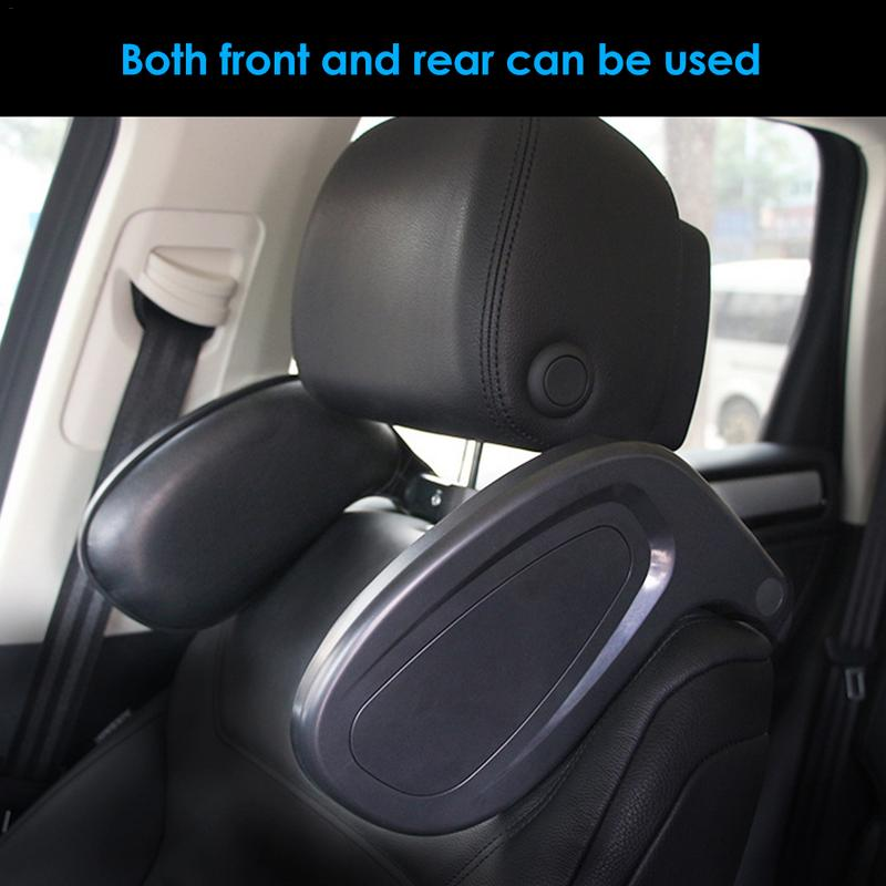 Car Side Sleeping Pillow Cervical Vertebra Holder Headrest Support Cushion Neck