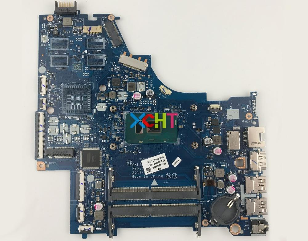 924749 601 UMA w i3 7100U CPU CSL50/CSL52 LA E801P DDR4 for HP 15 BS Series 15T BR000 Laptop Motherboard Mainboard Tested-in Laptop Motherboard from Computer & Office