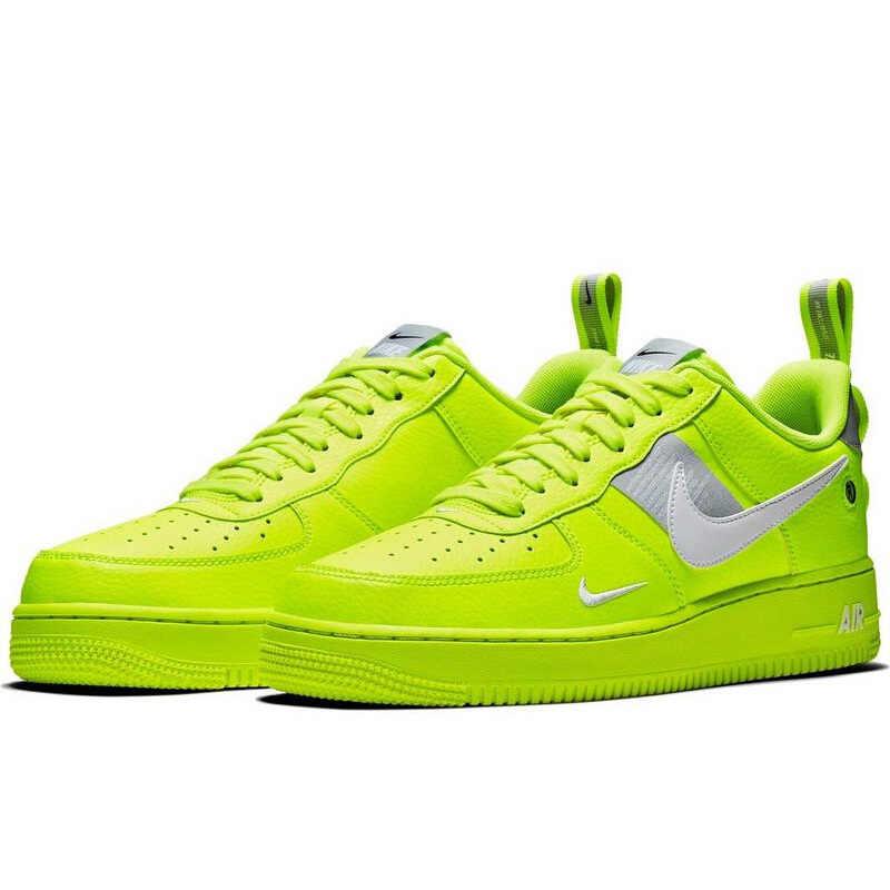 Nike Af1 Air Force 1 hommes chaussures de skateboard nouveauté Anti-glissant confortable Sports de plein Air baskets # AJ7747-700