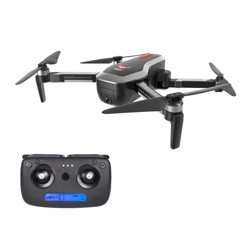 ZLRC Beast SG906 GPS 5G WIFI FPV With 4K Ultra Clear Camera Brushless Selfie Foldable Helicopter RC Drone Quadcopter RTF