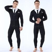 Гидрокостюм Для мужчин 2 мм Для мужчин купальники одежда для плавания резиновые штаны для мужчин охотников костюм для триатлона костюм для