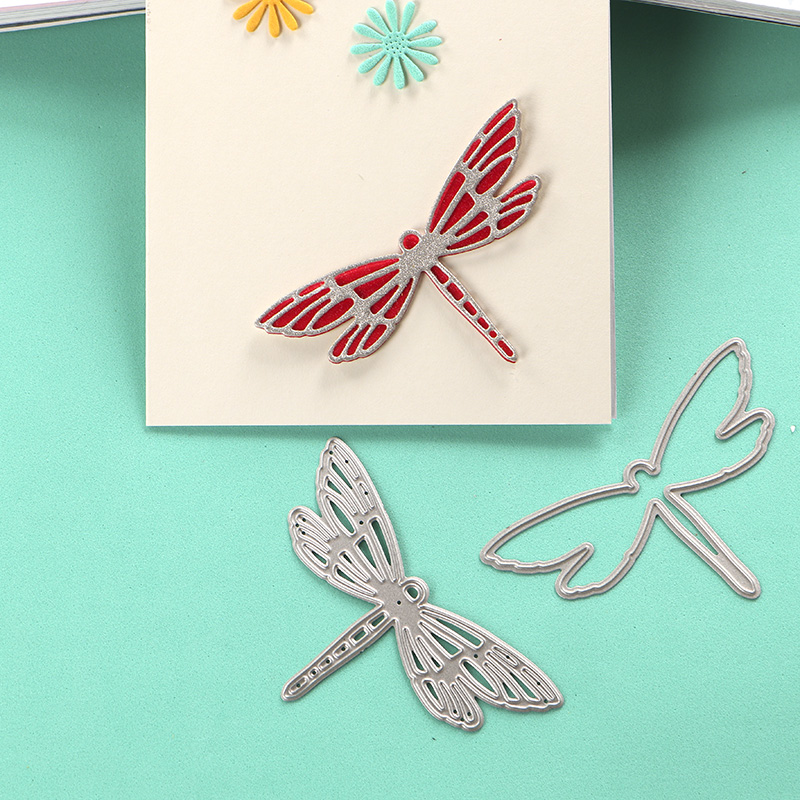Fly Bee Insect Metal Die Cuts Cutting Dies For DIY Scrapbooking Embossing Paper