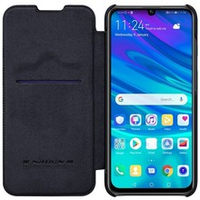 Huawei P Smart 2019 Case Cover Original Nillkin QIN Series Filp Leather wallet Case Cover For Huawei P Smart 2019 6.21 inch