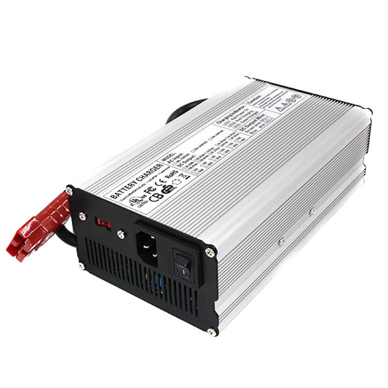 29.4 V 18A Caricatore 24 V Li Ion Batteria Smart Charger Utilizzato per 7 S 24 V Li Ion Batteria guscio In Alluminio - 4