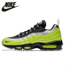 Nike Air Max 95 Og Original Men Running Shoe Air Cushion Restore Ancient Ways Comfortable Breathable Sneakers #538416-701