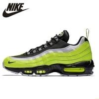 Nike Air Max 95 Og Original Men Running Shoe Air Cushion Restore Ancient Ways Comfortable Breathable Sneakers #538416 701