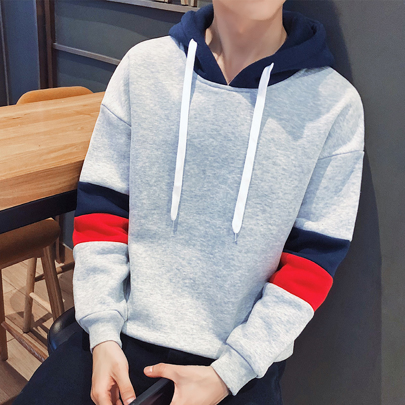 Teenagers Even Hat Man hoodie men Tracksuit Long Sleeves Design Hooded Sweatshirt pullovers clothing Promotion in Hoodies amp Sweatshirts from Men 39 s Clothing