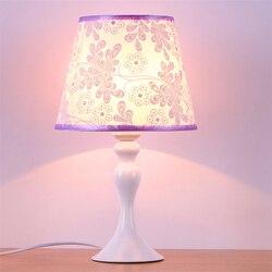 Nirdoc LED lampa stołowa sypialnia salon LED stolik nocny światła sztuki łóżko świąteczne dekoracje lampy biurko lampka do sypialni oprawy