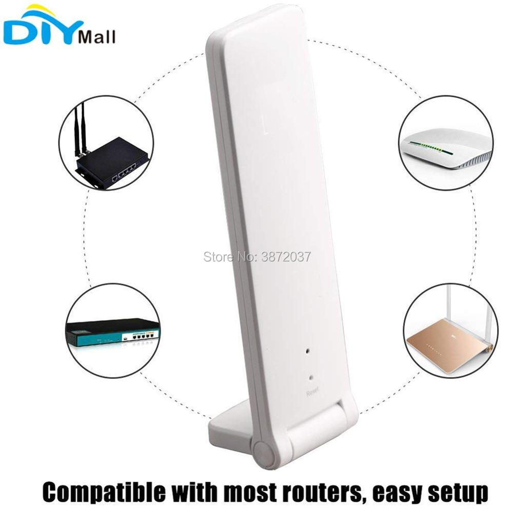 Original WiFi Repeater Signal Verstärker Range Extender 2,4 GHz Drahtlose APP Control für Xiaomi DJI Tello