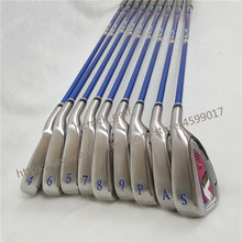New Irons Golf Clubs Women's MP 1000 Golf Irons set 4- A S   Irons Graphite Golf shaft Clubs  Free shipping
