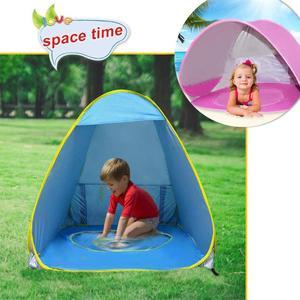 uv-protecting Baby beach tent