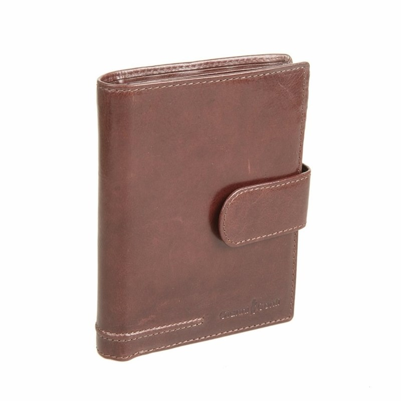 Coin Purse Gianni Conti 708453 Brown цена и фото