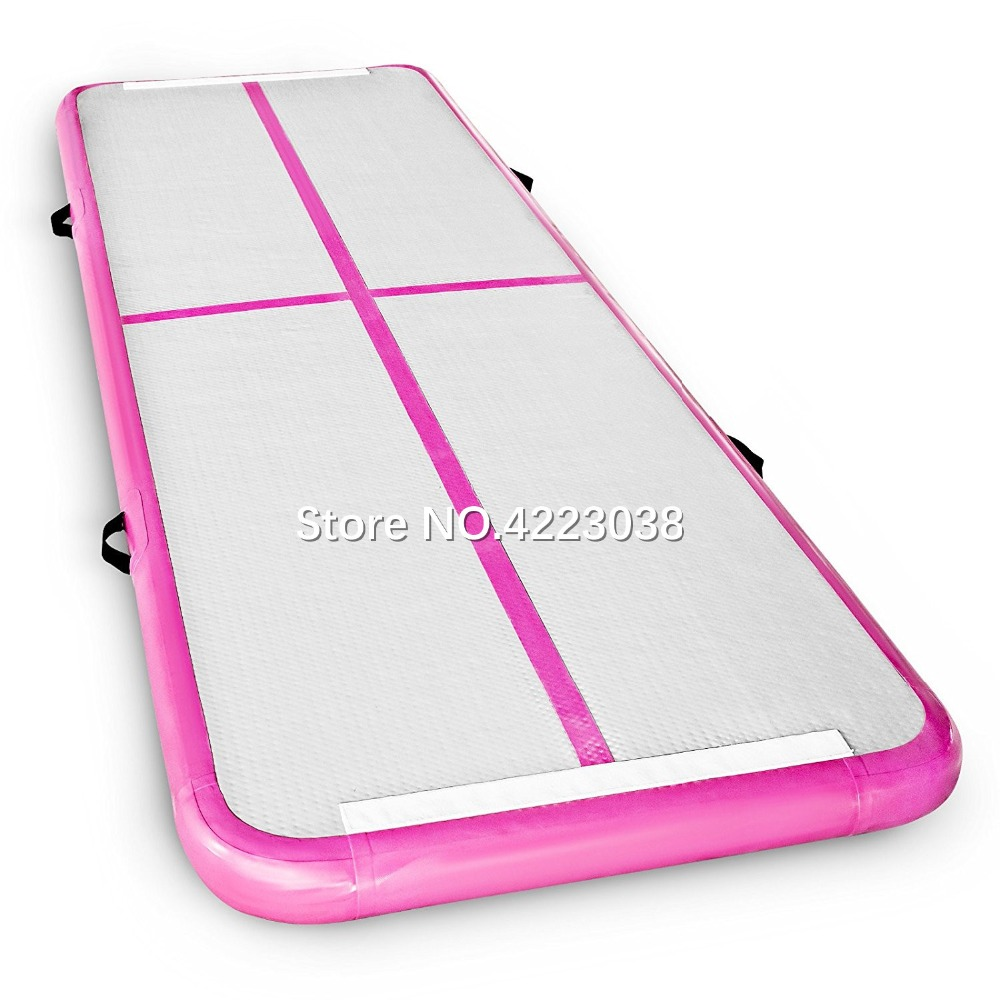 Free Shipping 3*1*0.2m Pink  Inflatable Tumbling Air Track Inflatable Gymnastics Tumbling GYM Mat Free Shipping 3*1*0.2m Pink  Inflatable Tumbling Air Track Inflatable Gymnastics Tumbling GYM Mat