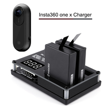 For Insta 360 ONE X Panorama Camera Battery Charger