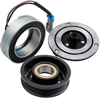 3pc Set A/C Air Conditioner Compressor Clutch Kit  for Opel Astra G H ZAFIRA A B CORSA C 93176861 93181006