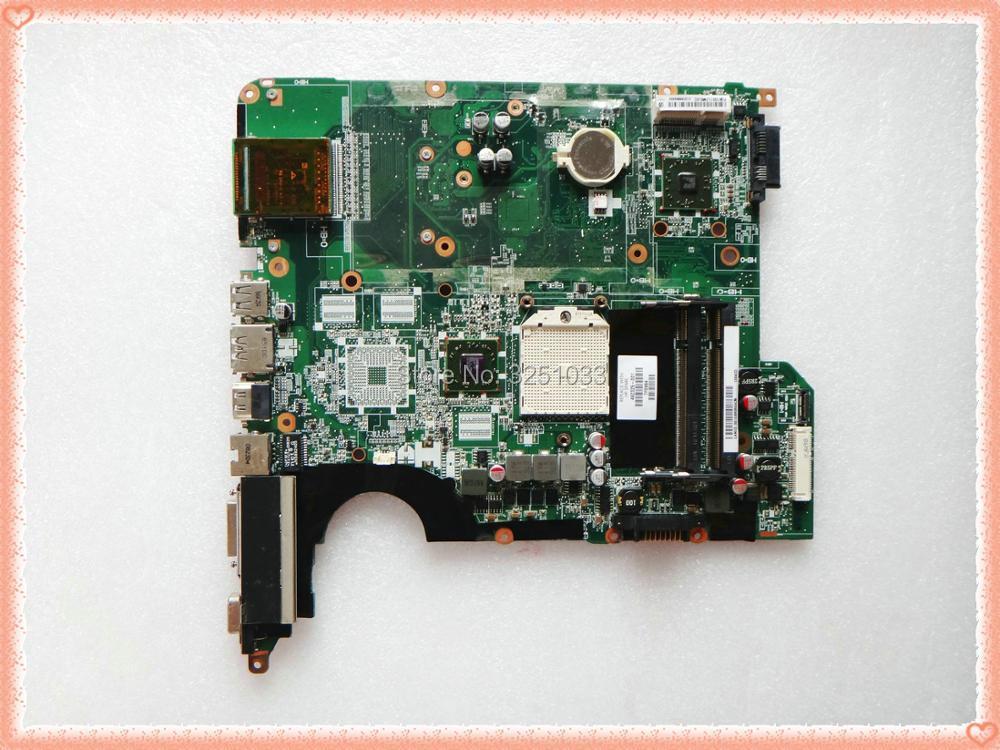 482325-001 506071-001 pour HP PAVILION NOTEBOOK DV5-1120US DV5-1002NR DV5-1127CL DV5-1128CA ordinateur portable carte mère DDR2 entièrement testé