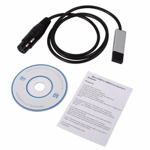 Computer Stage Lighting Controllers Dimmer Mini USB Stage Lighting Controller USB to DMX Interface Adapter Controller DMX512 стоимость